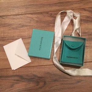Tiffany &Co. Box